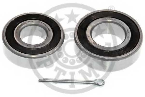Комплект подшипника ступицы колеса OPTIMAL 972453 - изображение