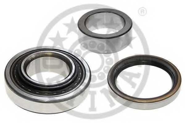 Комплект подшипника ступицы колеса OPTIMAL 972571 - изображение