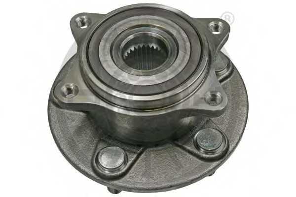 Комплект подшипника ступицы колеса OPTIMAL 972617 - изображение