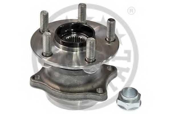 Комплект подшипника ступицы колеса OPTIMAL 972642 - изображение 1