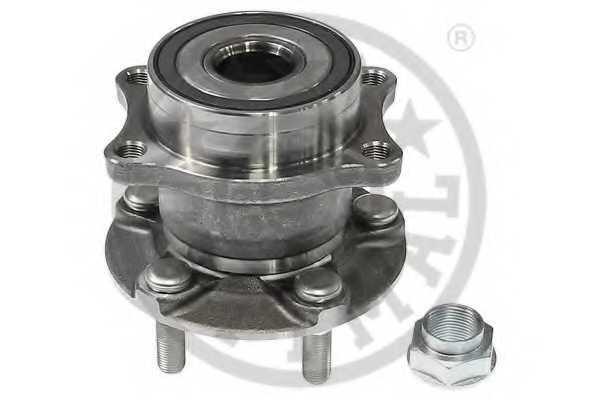 Комплект подшипника ступицы колеса OPTIMAL 972642 - изображение