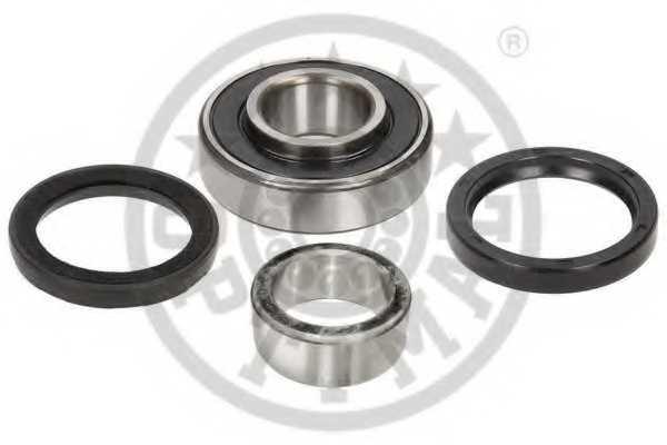 Комплект подшипника ступицы колеса OPTIMAL 972688 - изображение