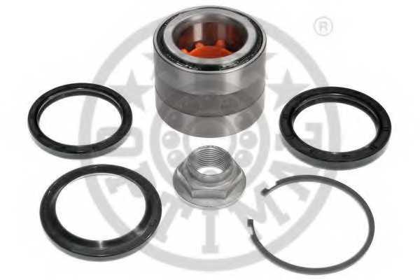 Комплект подшипника ступицы колеса OPTIMAL 972709 - изображение 1