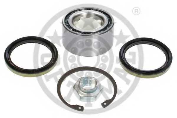 Комплект подшипника ступицы колеса OPTIMAL 972715 - изображение