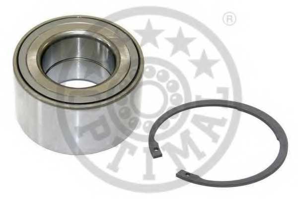 Комплект подшипника ступицы колеса OPTIMAL 972733 - изображение