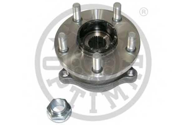 Комплект подшипника ступицы колеса OPTIMAL 972752 - изображение 1