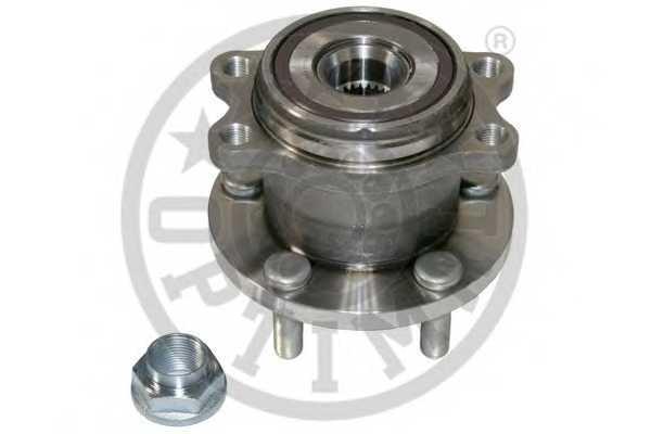 Комплект подшипника ступицы колеса OPTIMAL 972752 - изображение