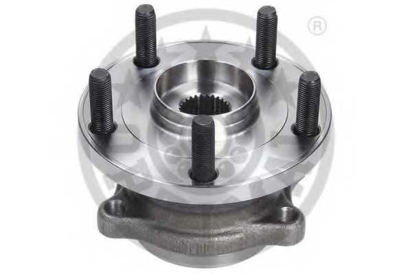 Комплект подшипника ступицы колеса OPTIMAL 972762 - изображение 1