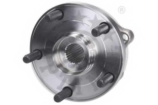 Комплект подшипника ступицы колеса OPTIMAL 972762 - изображение 2