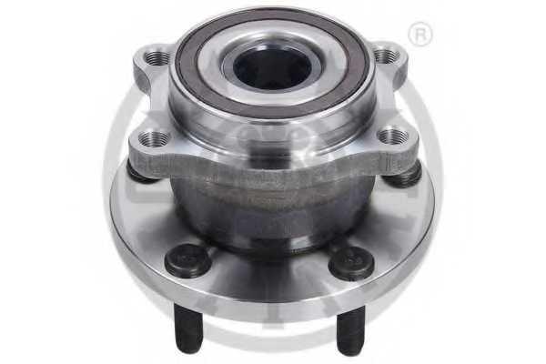 Комплект подшипника ступицы колеса OPTIMAL 972762 - изображение