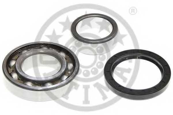 Комплект подшипника ступицы колеса OPTIMAL 972783S - изображение