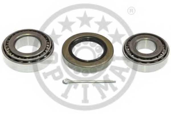 Комплект подшипника ступицы колеса OPTIMAL 972918 - изображение