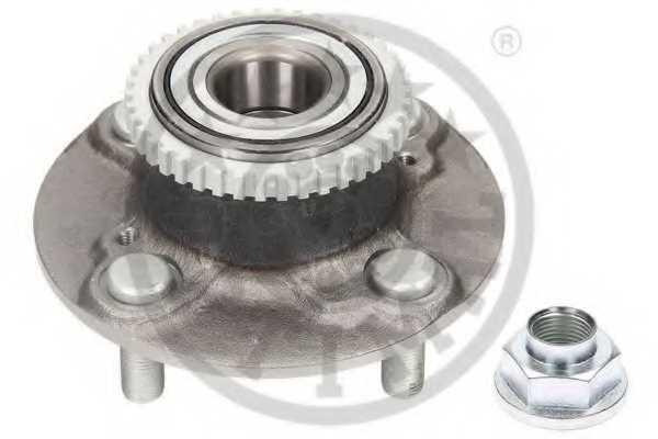 Комплект подшипника ступицы колеса OPTIMAL 972973 - изображение