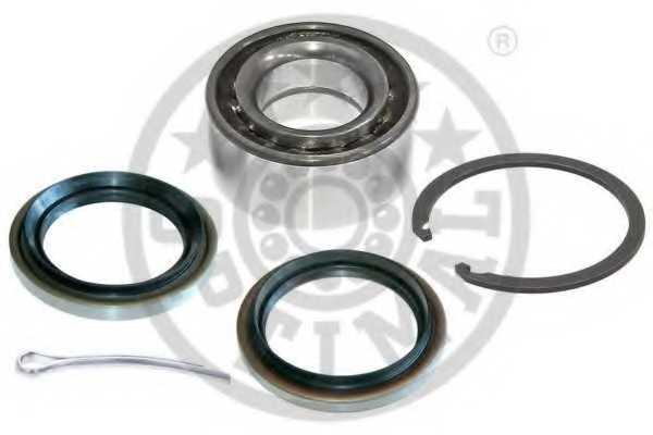 Комплект подшипника ступицы колеса OPTIMAL 980614 - изображение