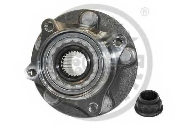 Комплект подшипника ступицы колеса OPTIMAL 981395 - изображение 1