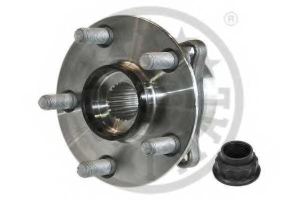 Комплект подшипника ступицы колеса OPTIMAL 981395 - изображение 2