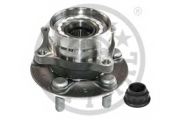 Комплект подшипника ступицы колеса OPTIMAL 981395 - изображение