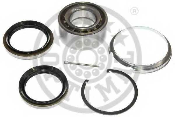 Комплект подшипника ступицы колеса OPTIMAL 981407 - изображение