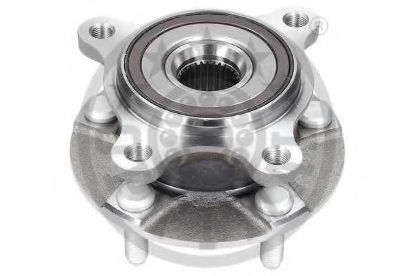 Комплект подшипника ступицы колеса OPTIMAL 981446 - изображение