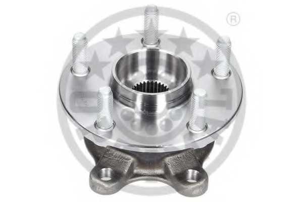 Комплект подшипника ступицы колеса OPTIMAL 981448 - изображение 1