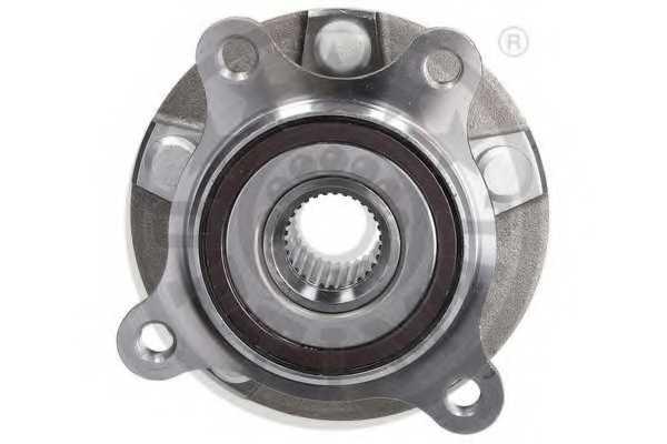 Комплект подшипника ступицы колеса OPTIMAL 981448 - изображение 2