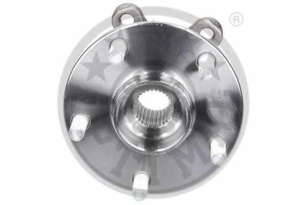 Комплект подшипника ступицы колеса OPTIMAL 981448 - изображение 3