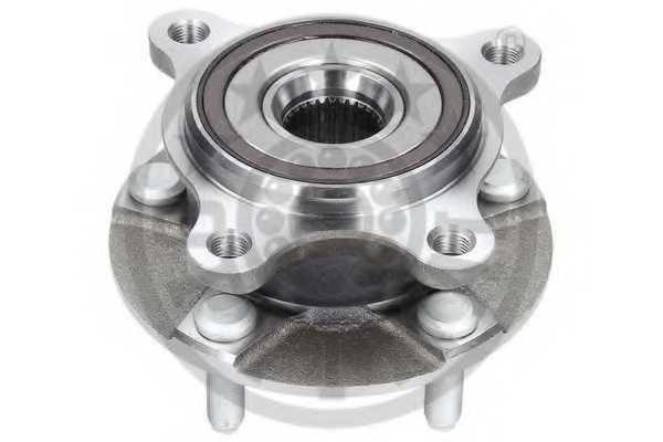 Комплект подшипника ступицы колеса OPTIMAL 981448 - изображение