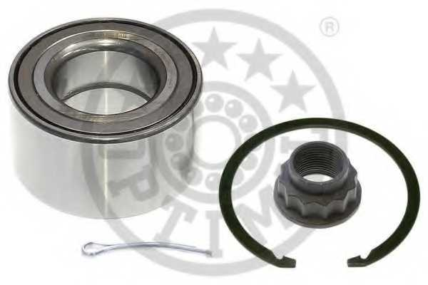 Комплект подшипника ступицы колеса OPTIMAL 981475 - изображение