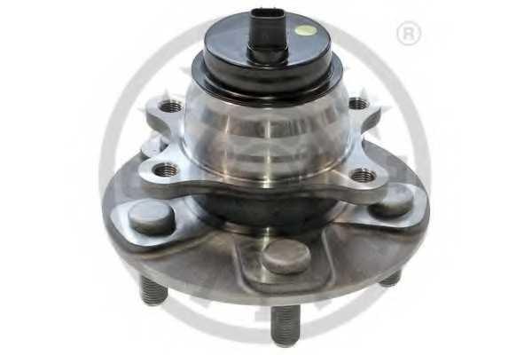 Комплект подшипника ступицы колеса OPTIMAL 981507 - изображение