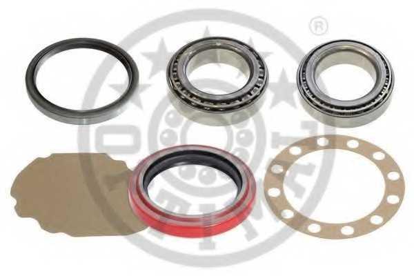 Комплект подшипника ступицы колеса OPTIMAL 981533 - изображение