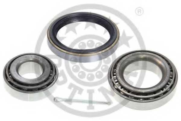 Комплект подшипника ступицы колеса OPTIMAL 981535 - изображение