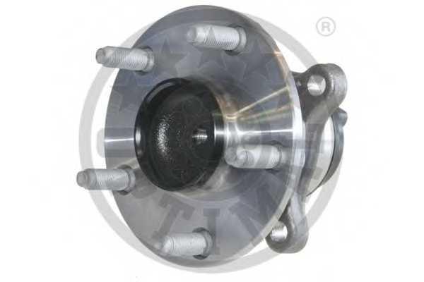 Комплект подшипника ступицы колеса OPTIMAL 981543 - изображение 1