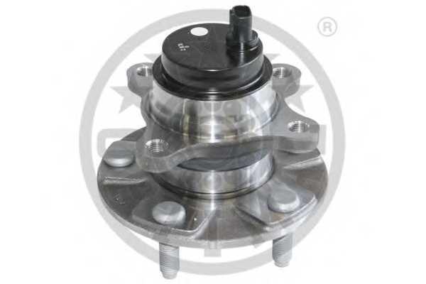 Комплект подшипника ступицы колеса OPTIMAL 981543 - изображение