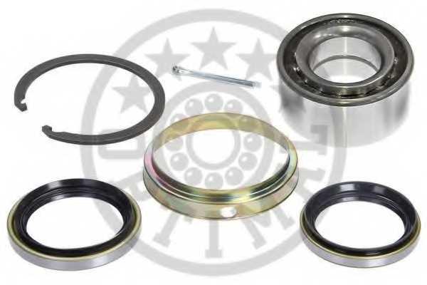Комплект подшипника ступицы колеса OPTIMAL 981572 - изображение