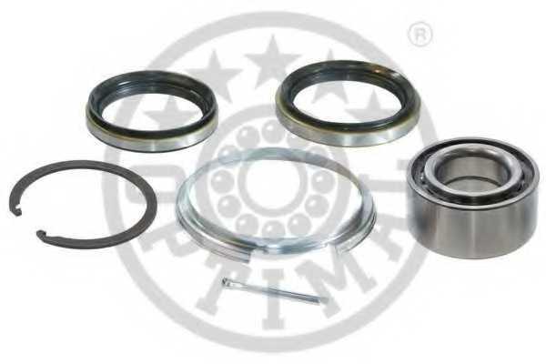 Комплект подшипника ступицы колеса OPTIMAL 981690 - изображение