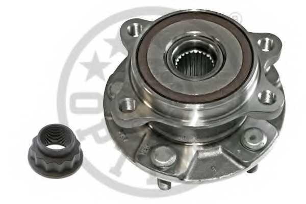 Комплект подшипника ступицы колеса OPTIMAL 981706 - изображение
