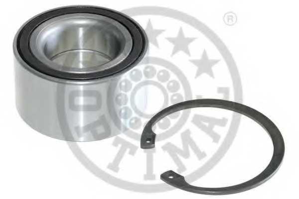 Комплект подшипника ступицы колеса OPTIMAL 981765 - изображение