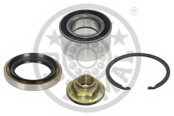 Комплект подшипника ступицы колеса OPTIMAL 981805 - изображение