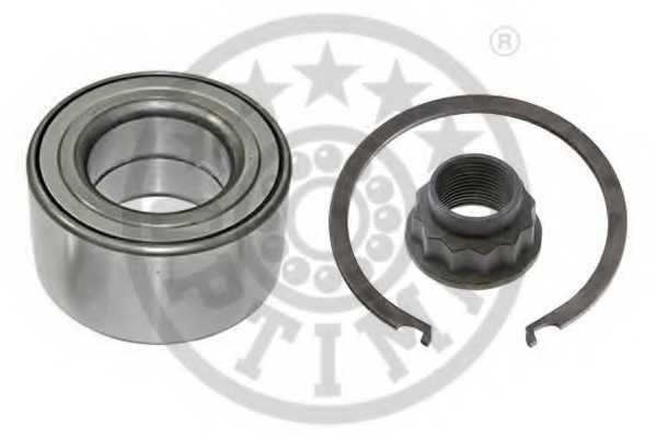 Комплект подшипника ступицы колеса OPTIMAL 981824 - изображение