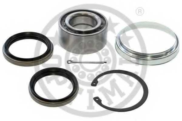 Комплект подшипника ступицы колеса OPTIMAL 981856 - изображение