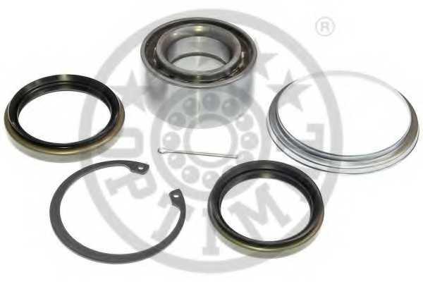 Комплект подшипника ступицы колеса OPTIMAL 981868 - изображение