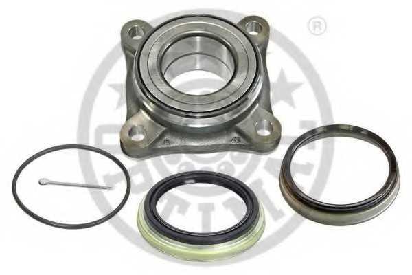 Комплект подшипника ступицы колеса OPTIMAL 981886 - изображение
