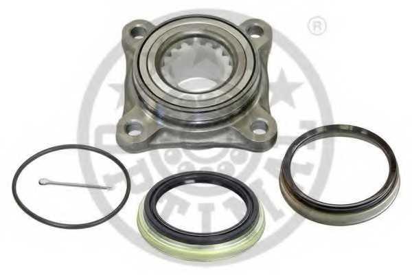 Комплект подшипника ступицы колеса OPTIMAL 981887 - изображение