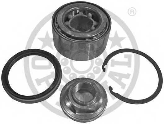 Комплект подшипника ступицы колеса OPTIMAL 981944 - изображение