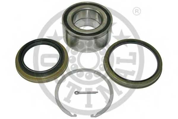 Комплект подшипника ступицы колеса OPTIMAL 981952 - изображение