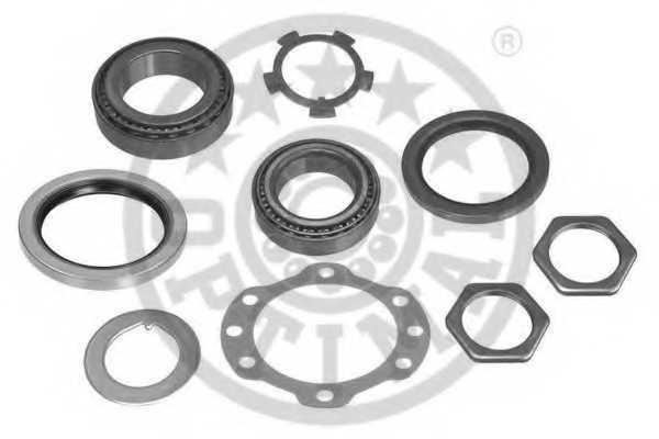 Комплект подшипника ступицы колеса OPTIMAL 981966 - изображение