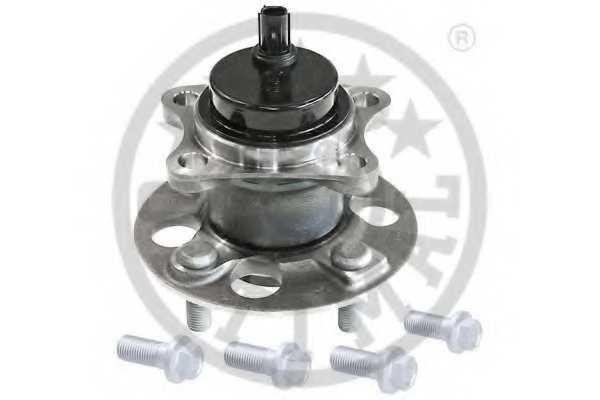 Комплект подшипника ступицы колеса OPTIMAL 982197 - изображение