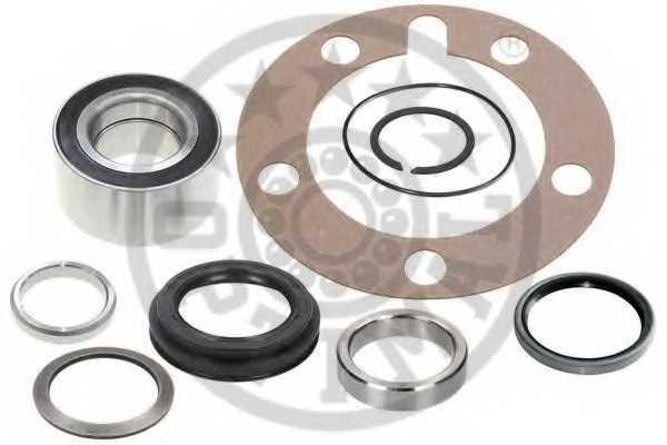 Комплект подшипника ступицы колеса OPTIMAL 982288 - изображение