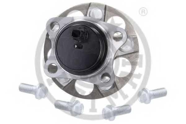 Комплект подшипника ступицы колеса OPTIMAL 982310 - изображение 1