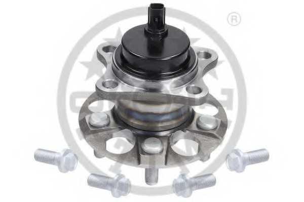 Комплект подшипника ступицы колеса OPTIMAL 982310 - изображение